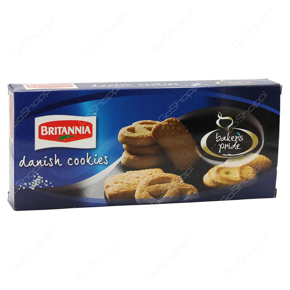 Britannia Danish Cookies 200 g