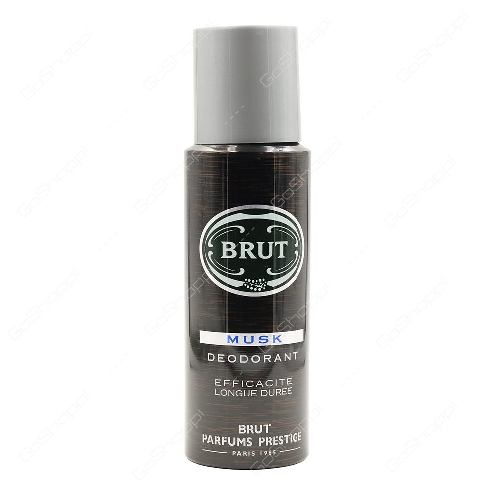 Brut Musk Deodorant 200 ml