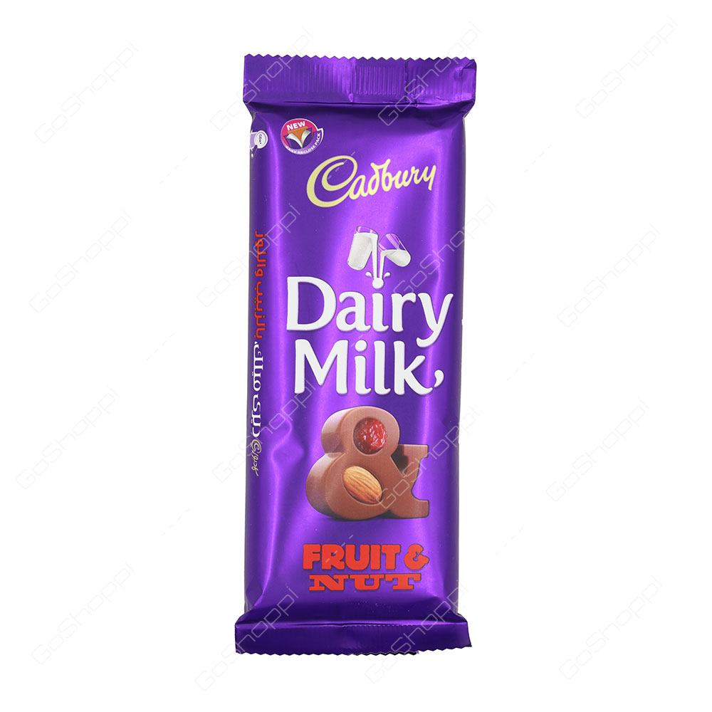 Cadbury Dairy Milk Fruit And Nut 100 g