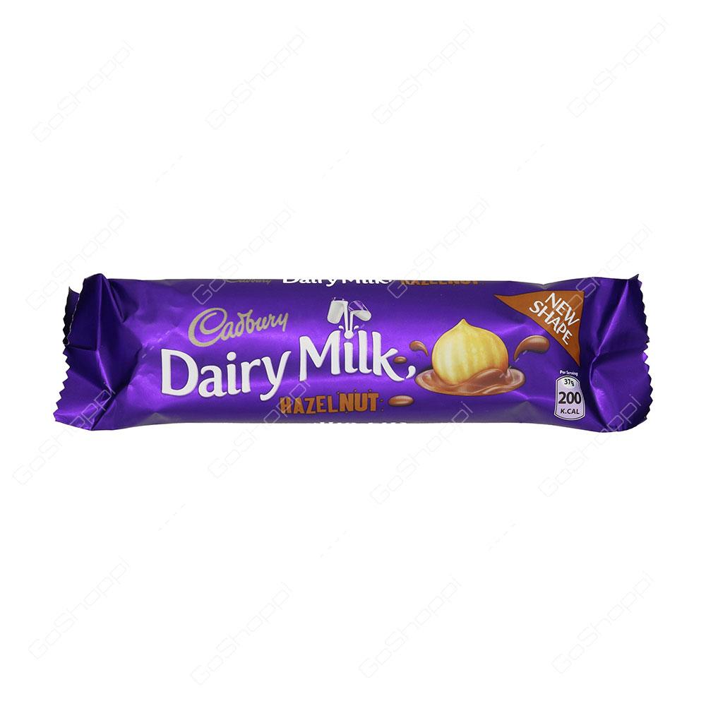 Cadbury Dairy Milk Hazelnut 37 g