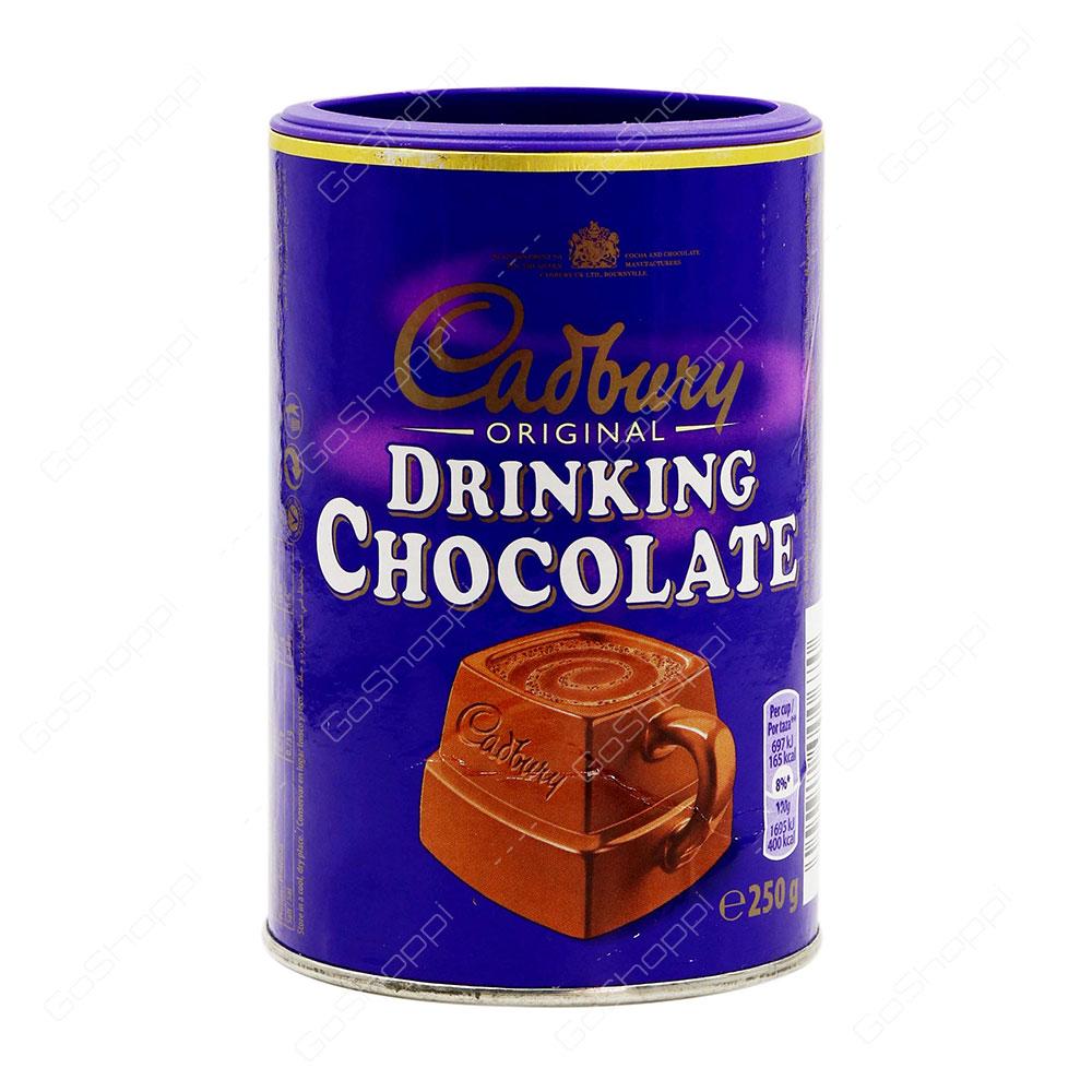 Cadbury Original Drinking Chocolate 250 g