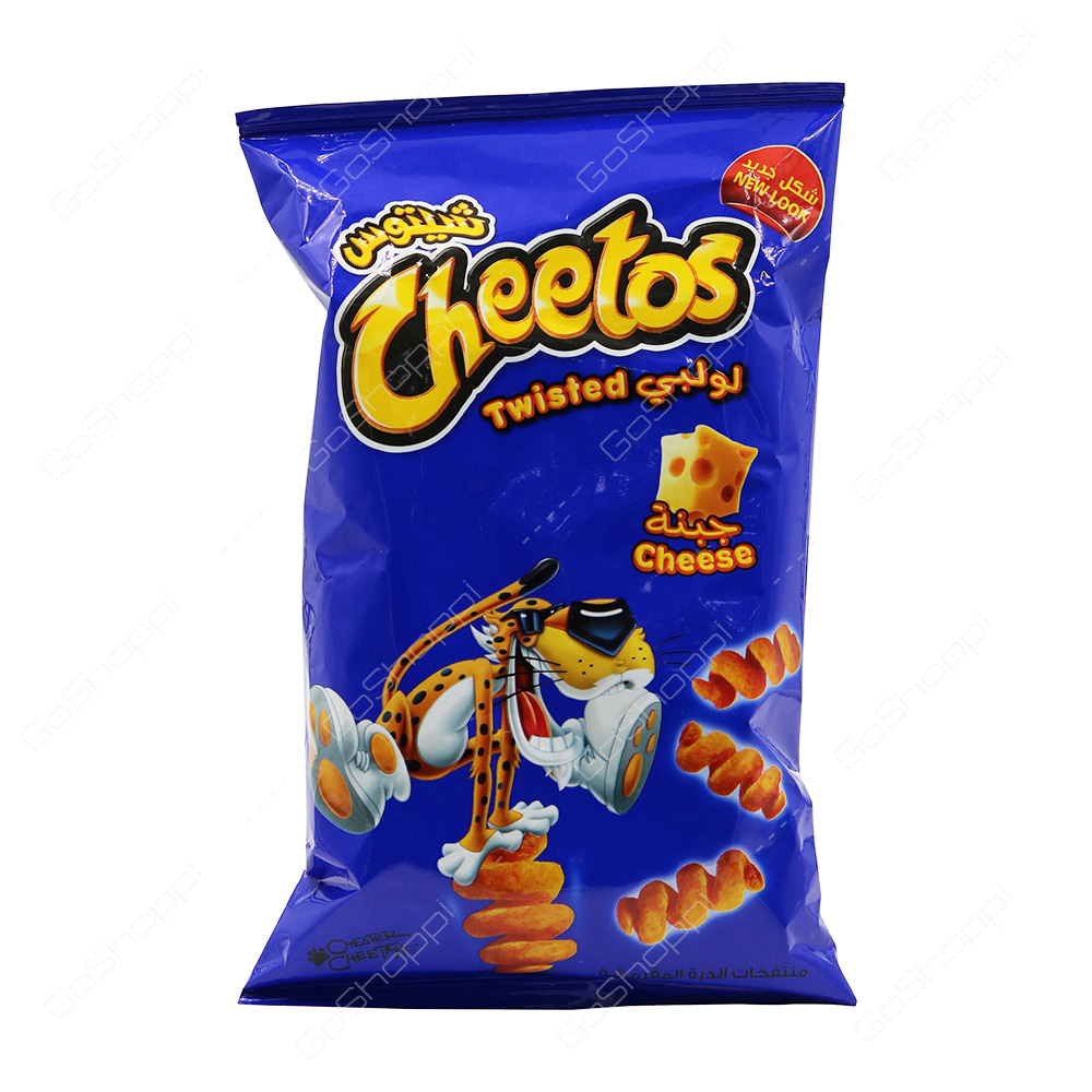 Cheetos Twisted Cheese Crackers 30 g