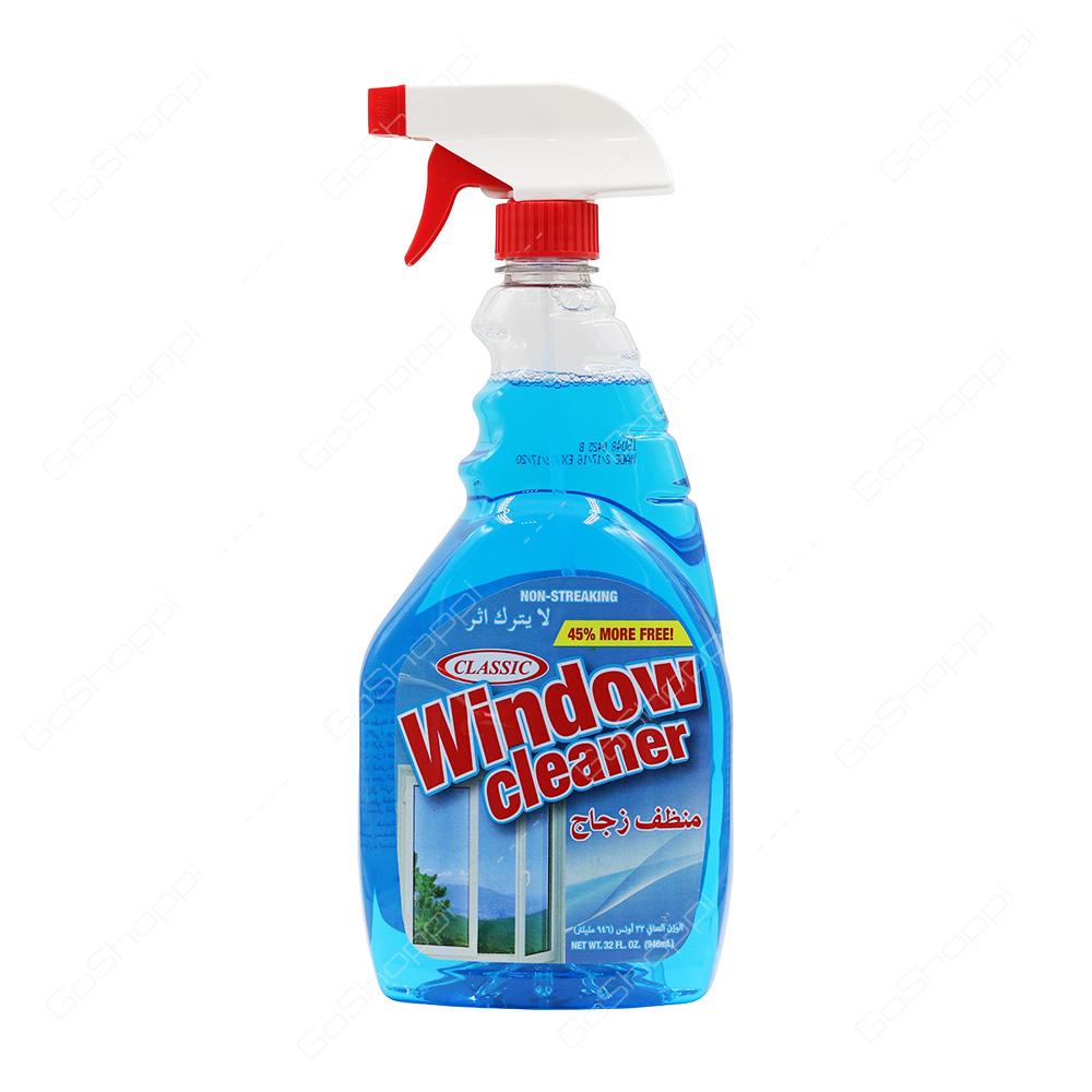 Classic Window Cleaner Blue 946 ml