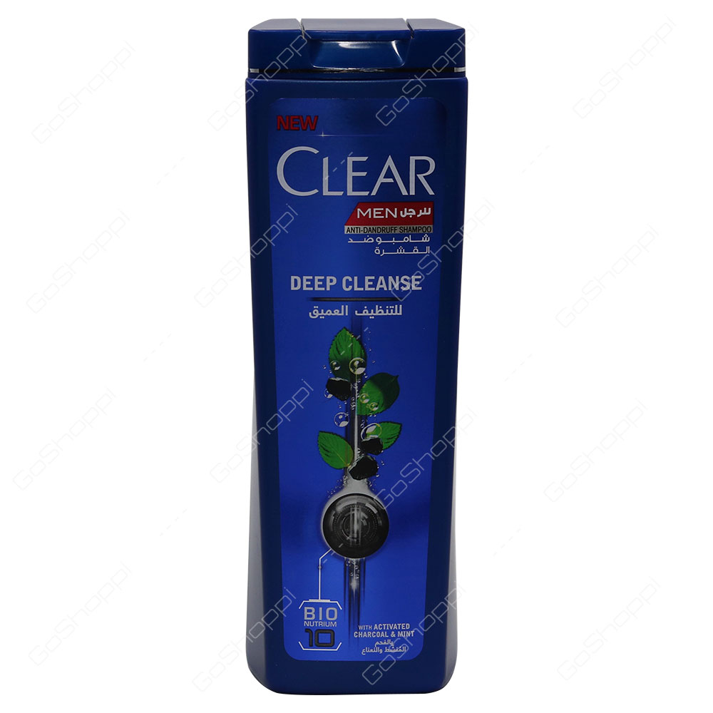 Clear Men Deep Cleanse Anti Dandruff Shampoo 400 ml