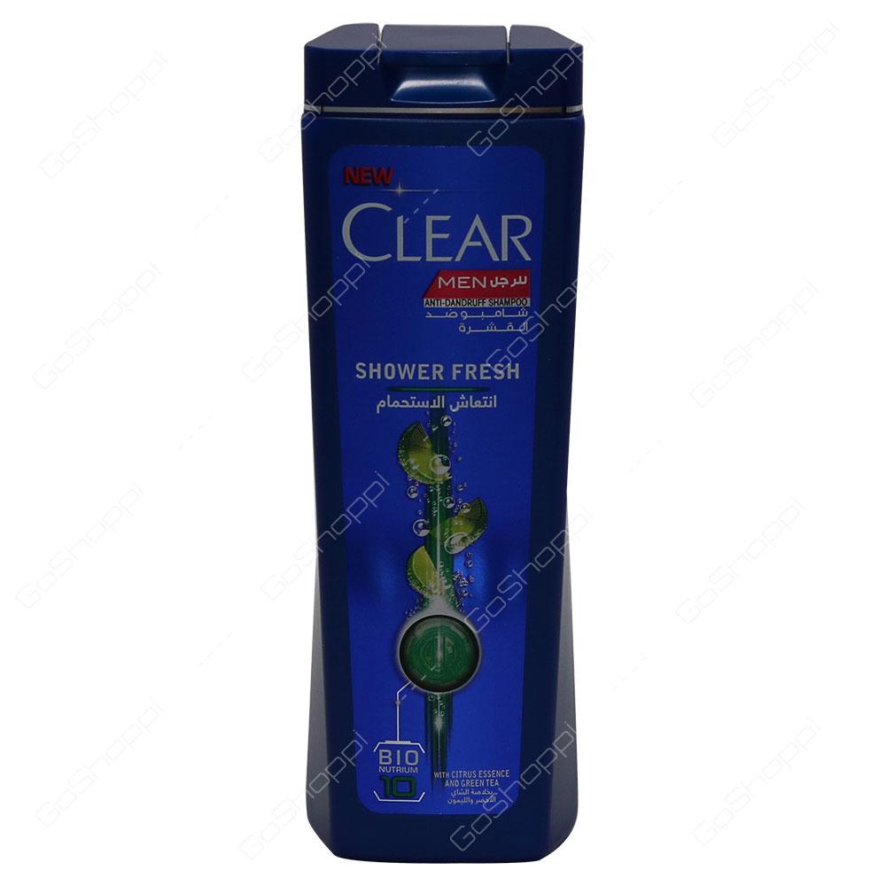 Clear Men Shower Fresh Anti Dandruff Shampoo 200 ml