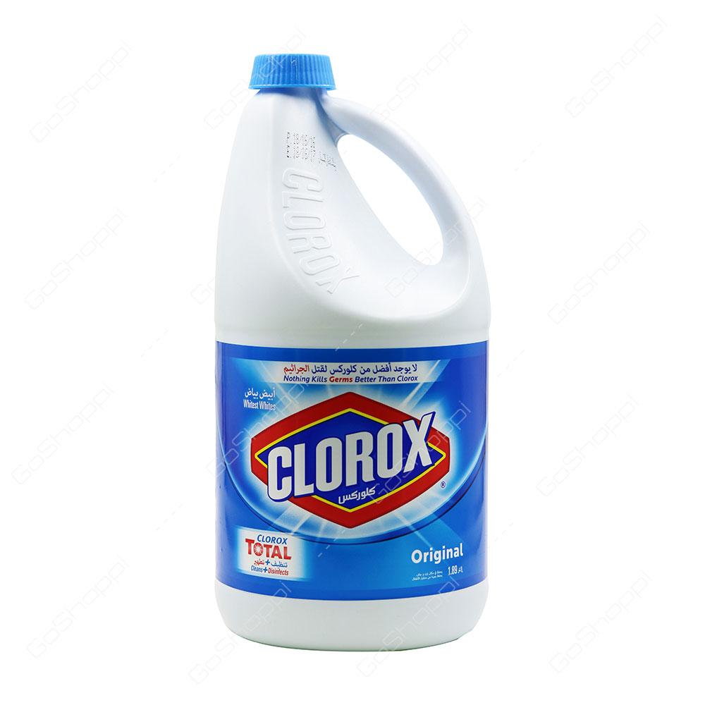 Clorox Original Cleaner and Disinfectant 1.89 l