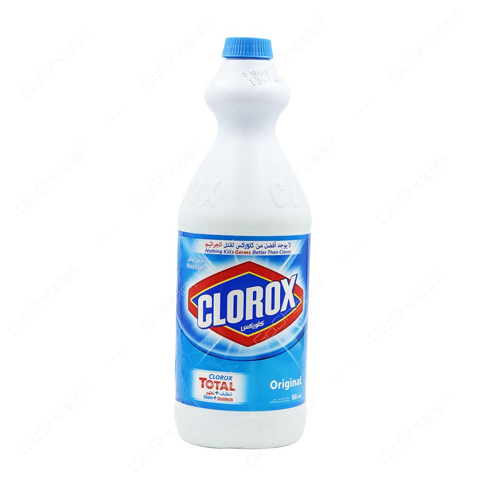 Clorox Original Cleaner and Disinfectant 950 ml