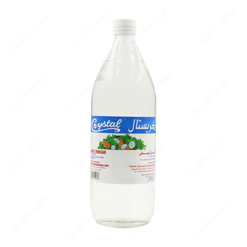 Crystal White Vinegar 946 ml