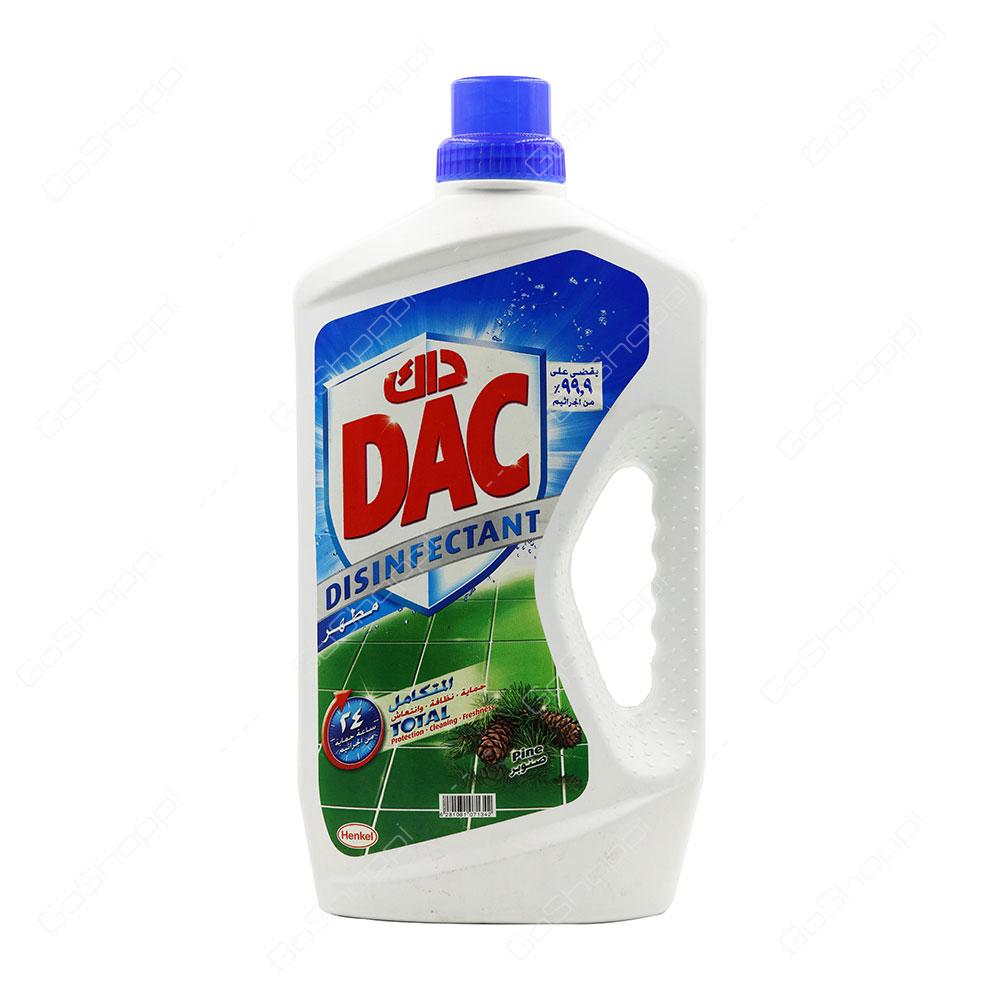 Dac Disinfectant Pine 1.5 l