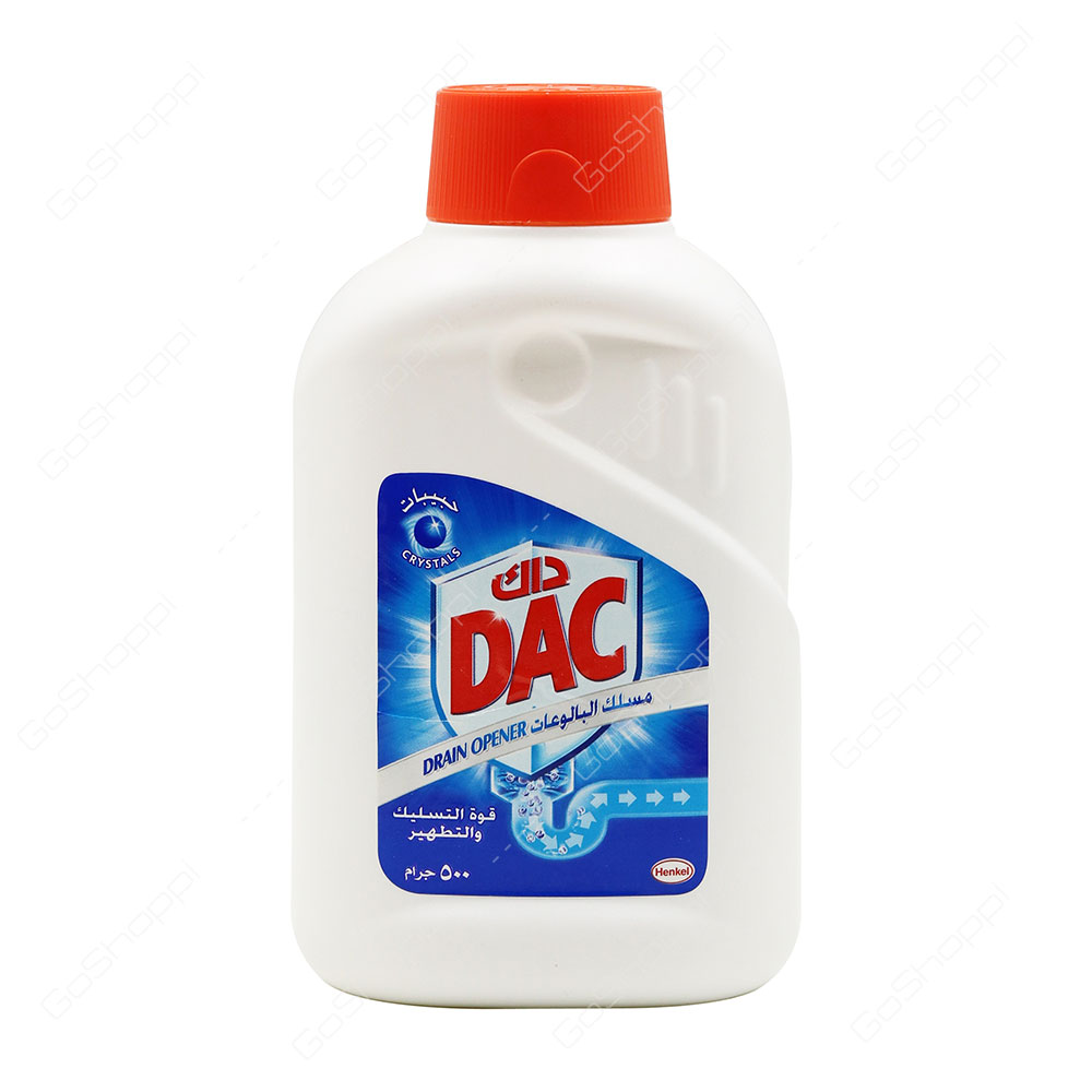 Dac Drain Opener 500 g