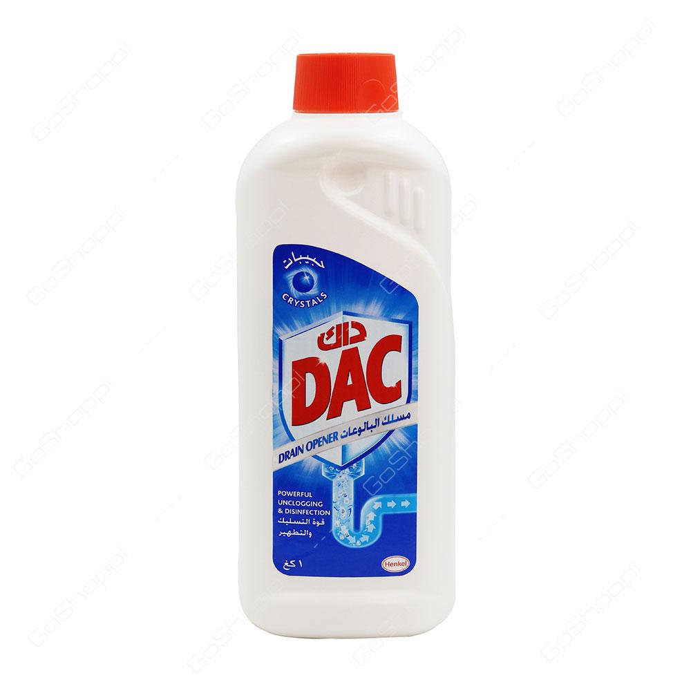 Dac Drain Opener Crystals 1 kg