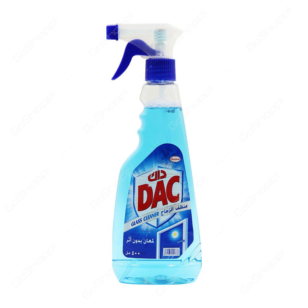 Dac Glass Cleaner 400 ml