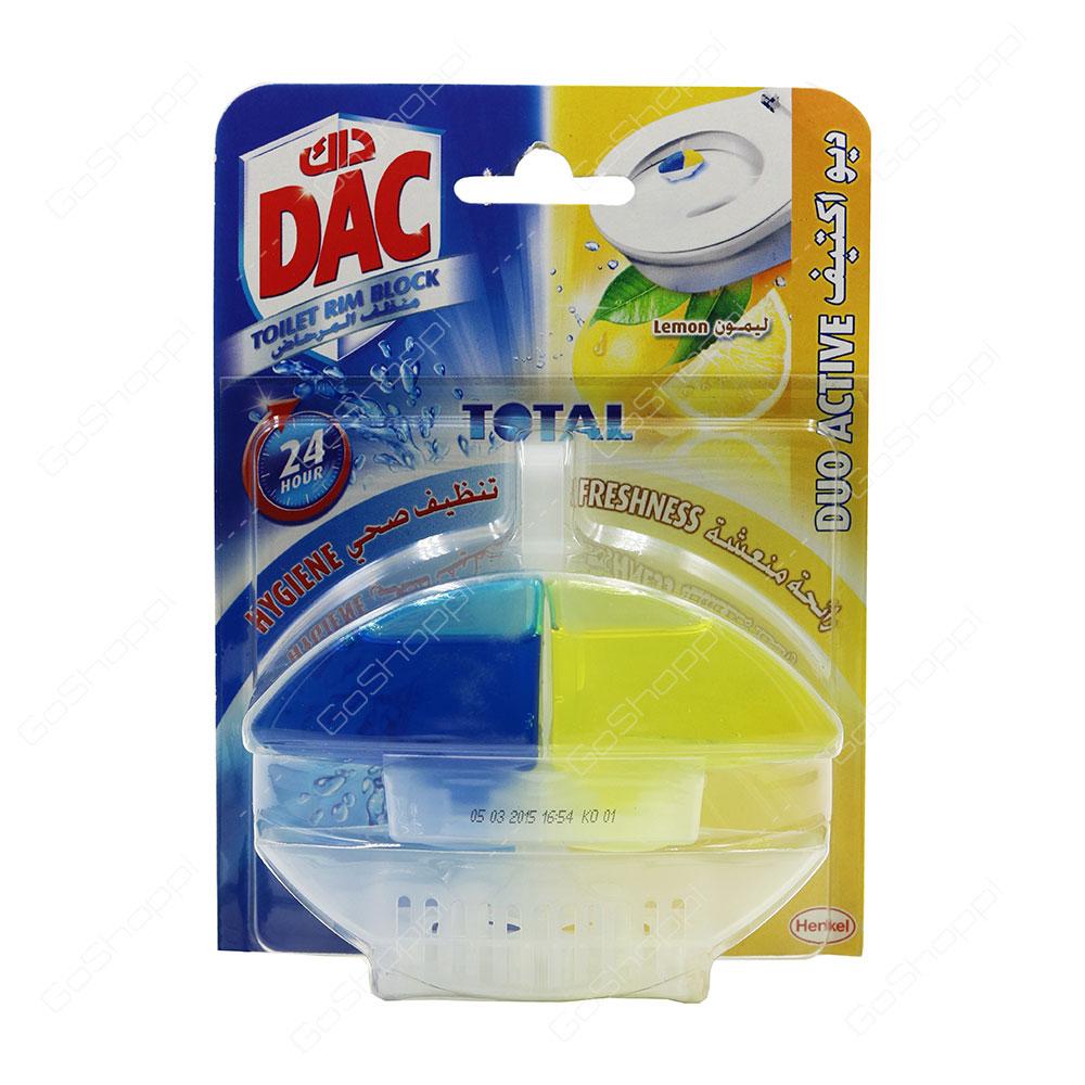 Dac Total Hygine Freshness Lemon 60 g