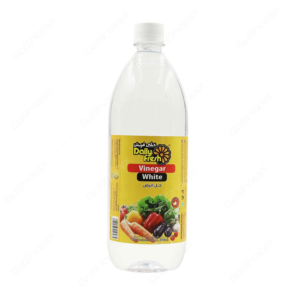 Daily Fresh Vinegar White 946 ml