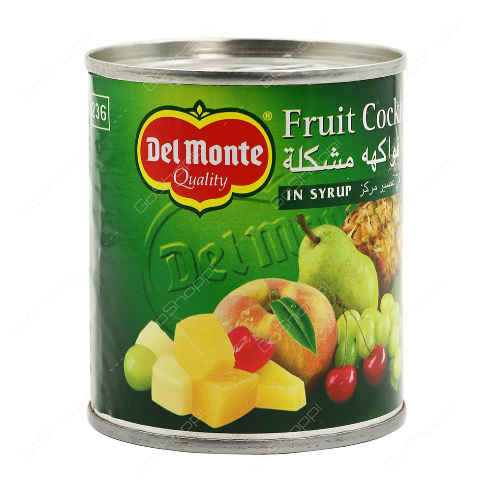 Del Monte Fruit Cocktail In Syrup 227 g