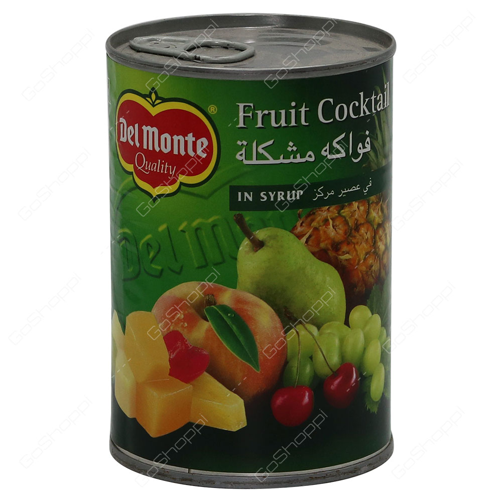 Del Monte Fruit Cocktail In Syrup 420 g