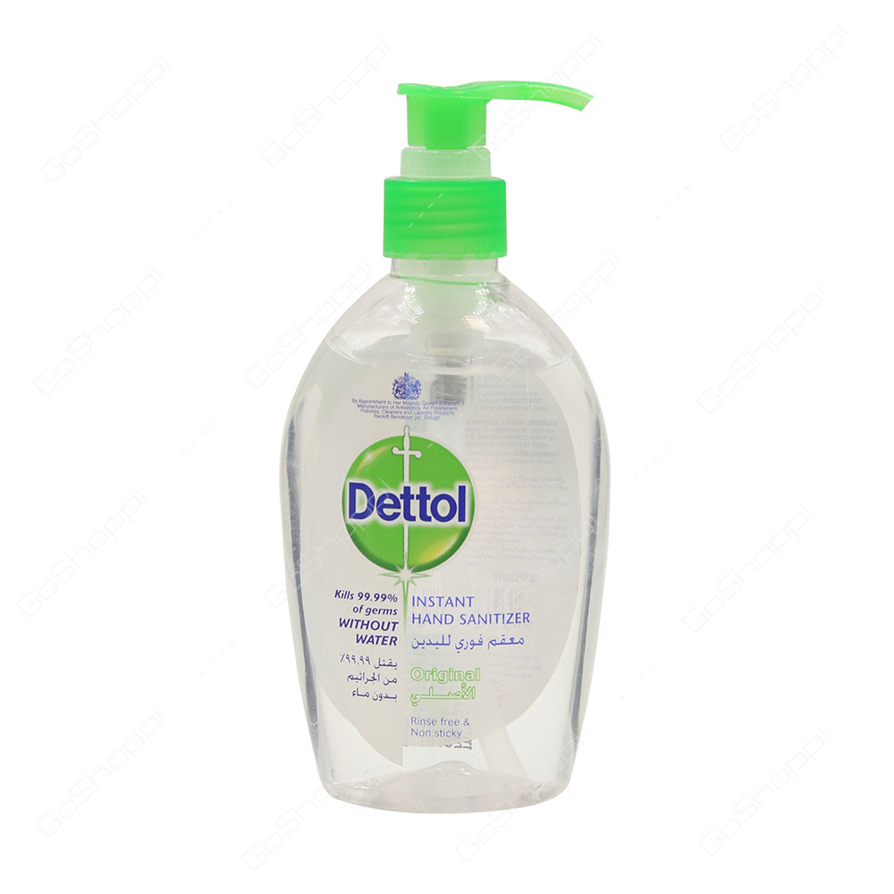 Dettol Instant Hand Sanitizer 50 ml