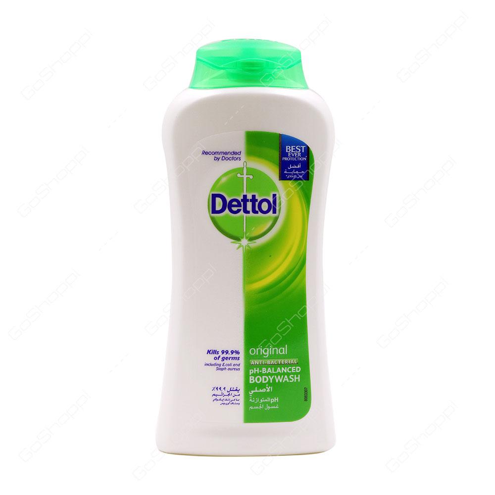 Dettol Original Anti Bacterial PH Balanced Bodywash 250 ml