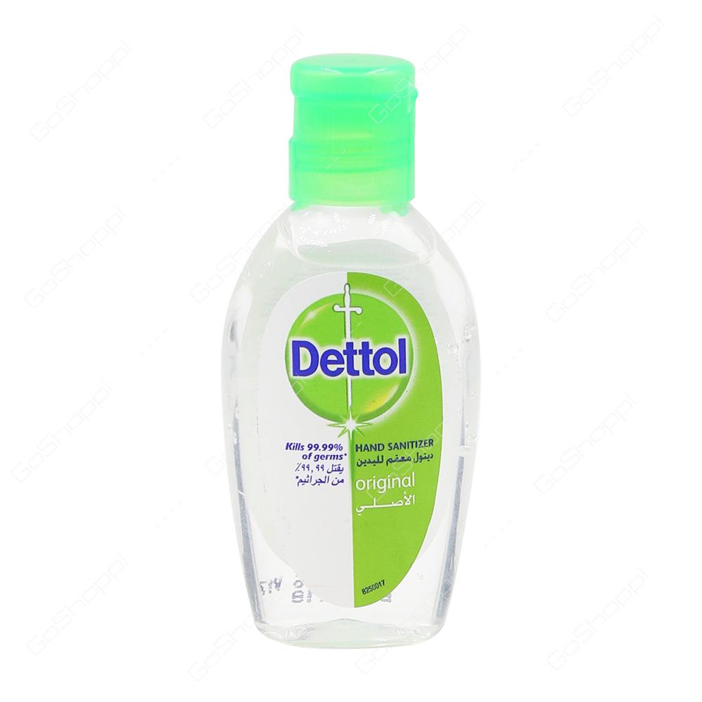 Dettol Original Hand Sanitizer 50 ml
