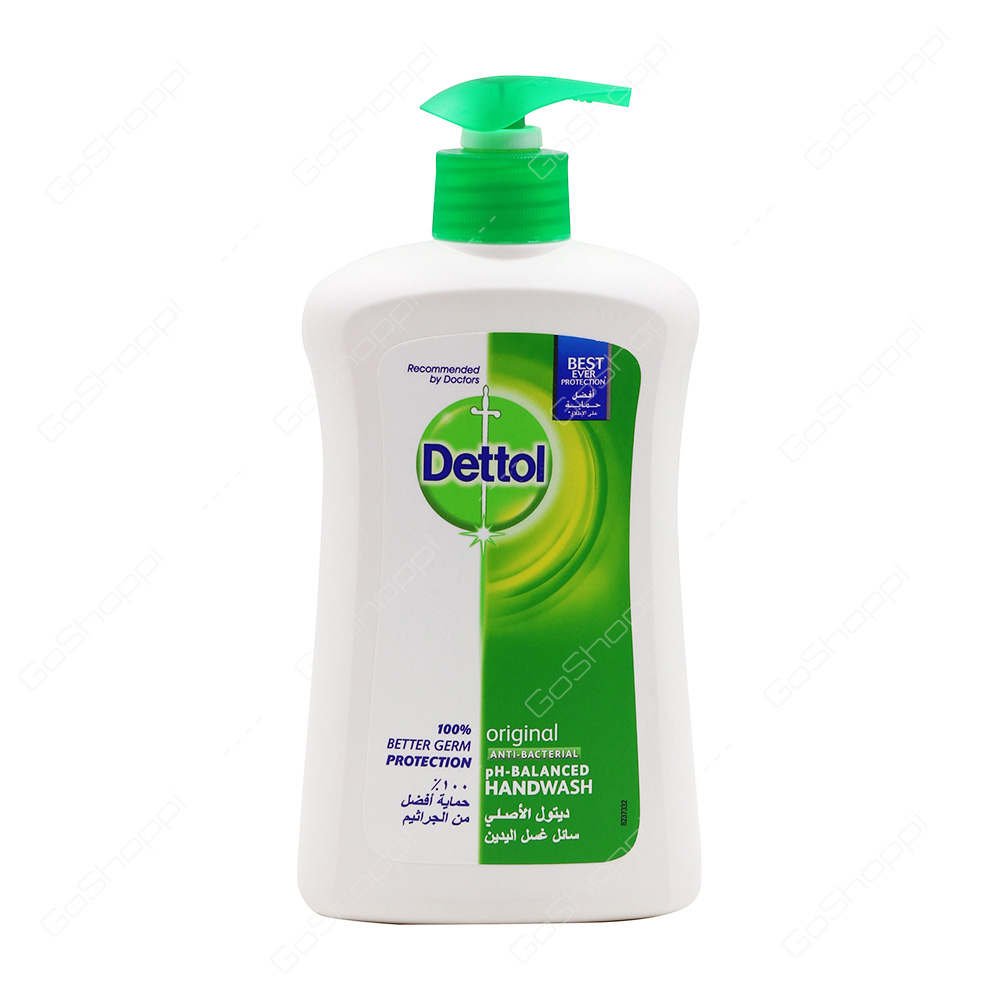 Dettol Original Hand Wash 400 ml