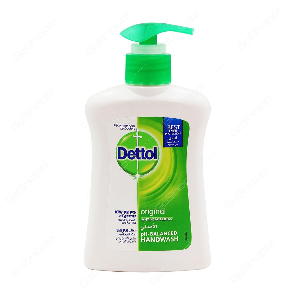 Dettol Original Handwash 200 ml