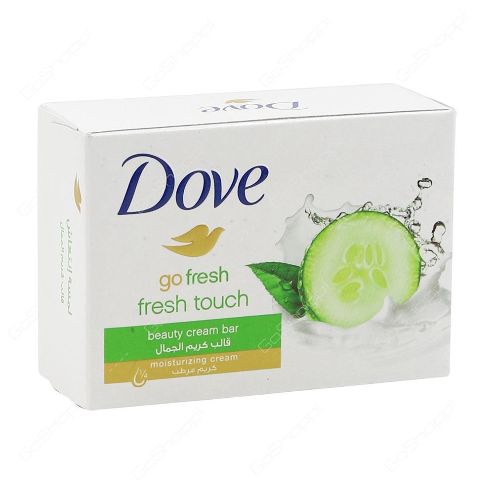 Dove Go Fresh Fresh Touch Beauty Cream Bar 135 g