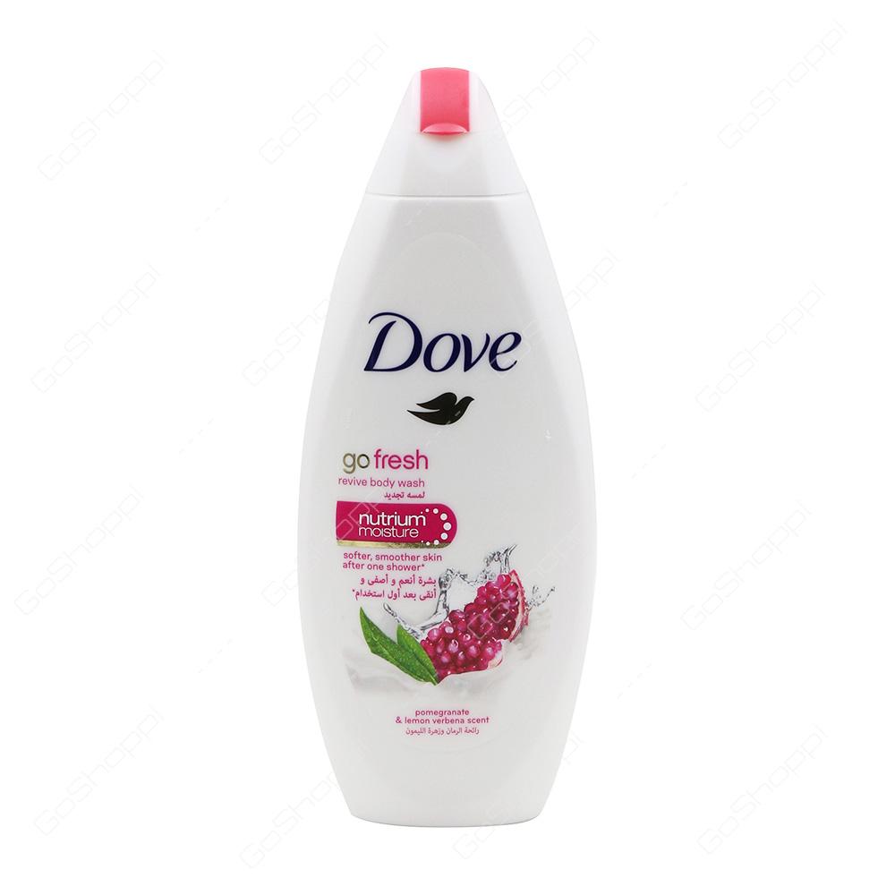 Dove Go Fresh Body Wash Pomegranate 250 ml