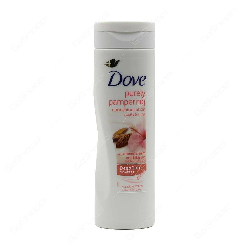 Dove Purely Pampering With Almond All Skin Types 250 ml