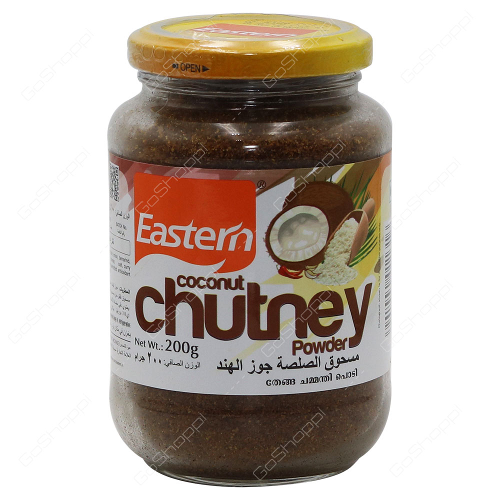 Eastern Coconut Chutney Powder 200 g