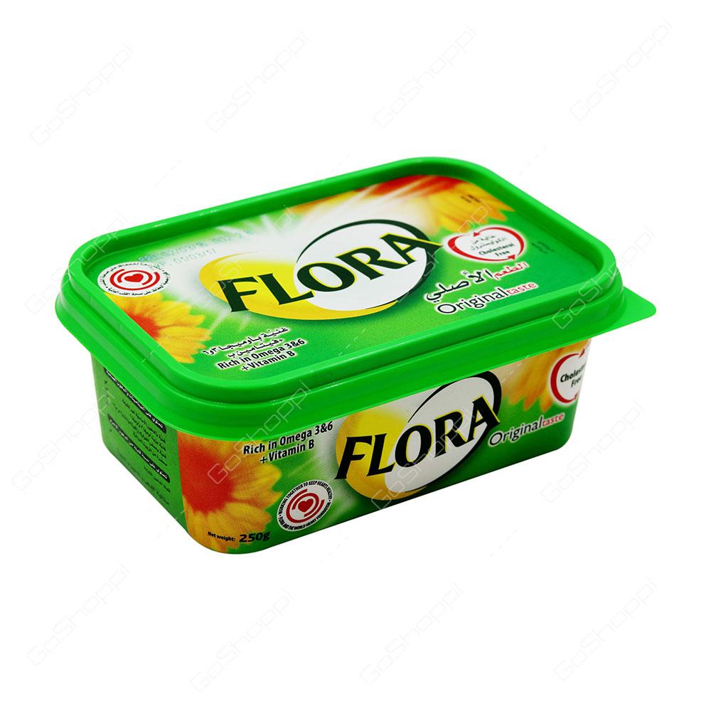 Flora Original Taste 250 g