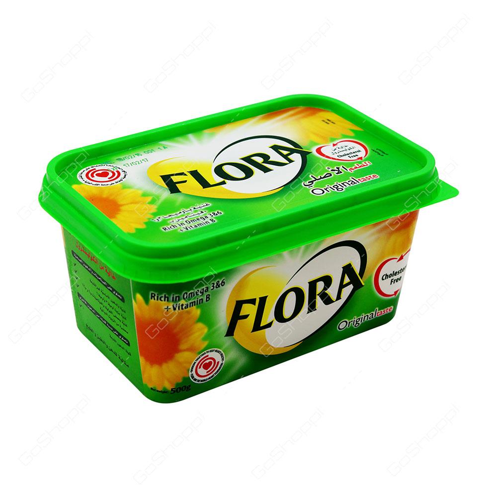 Flora Original Taste 500 g