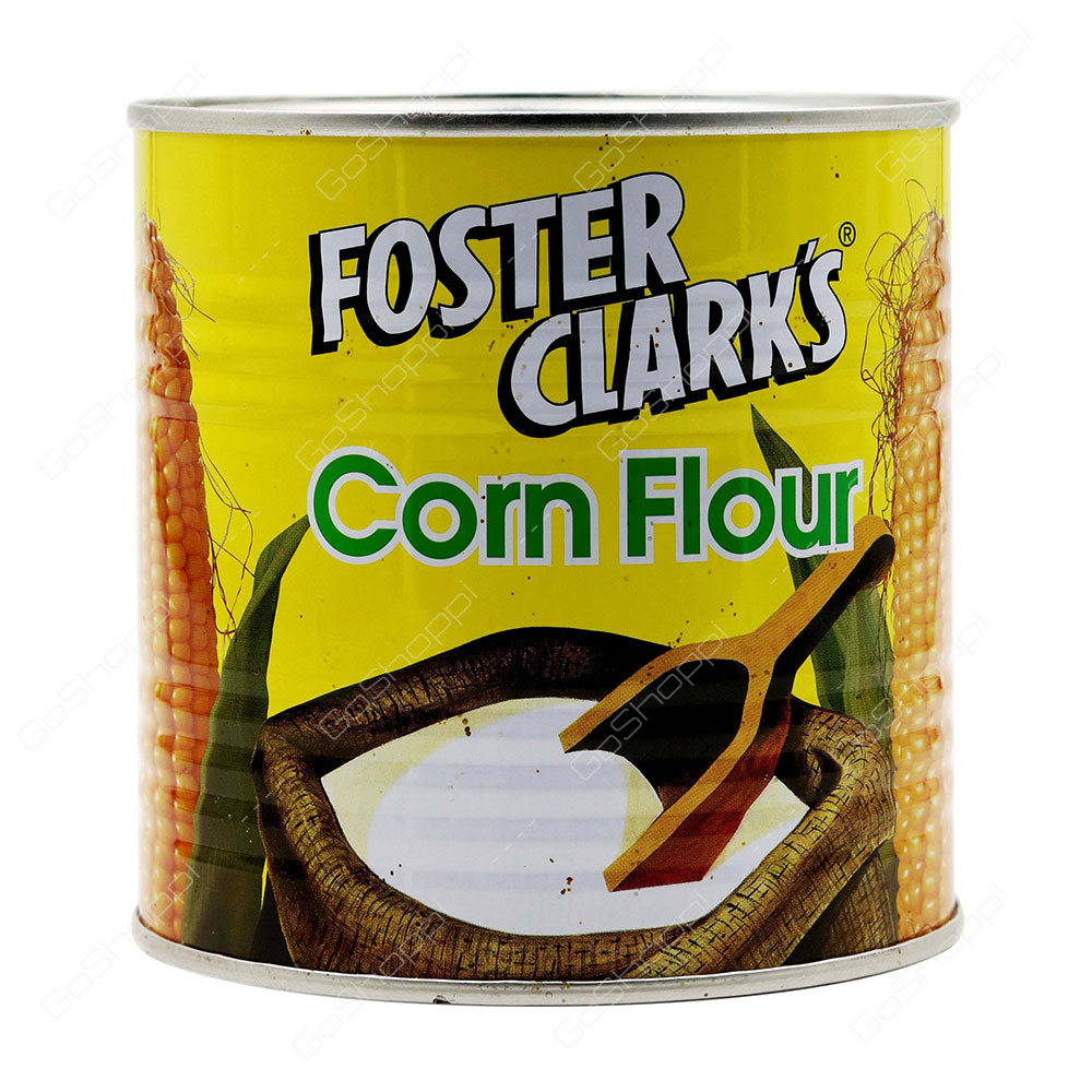 Foster Clarks Corn Flour Tin 400 g