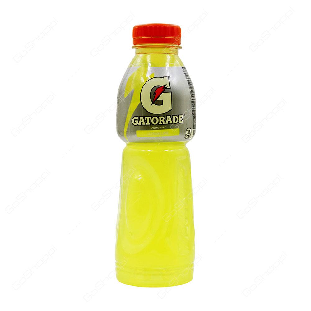 Gatorade Sports Drink Lemon Lime 500 ml
