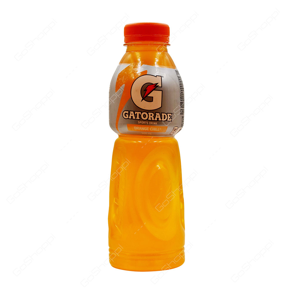 Gatorade Sports Drink Orange Chill 500 ml