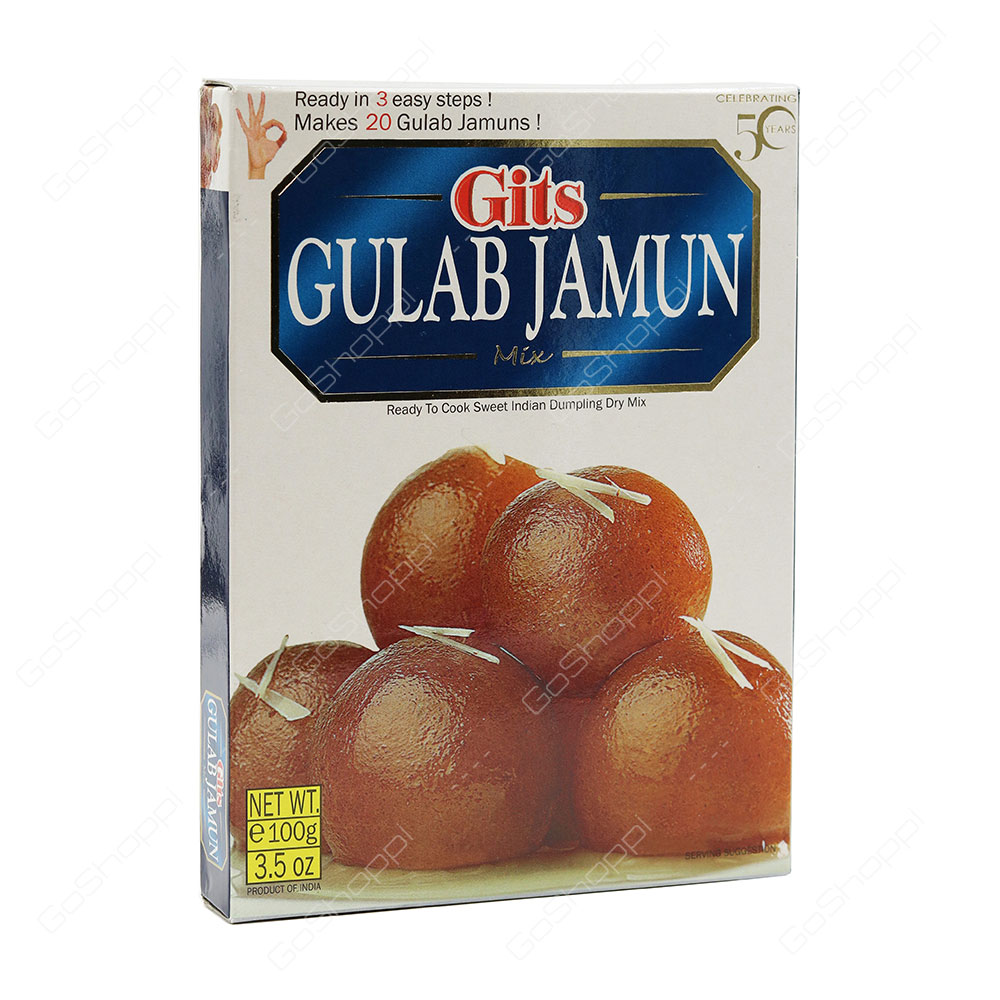 Gits Gulab Jamun Mix 100 g