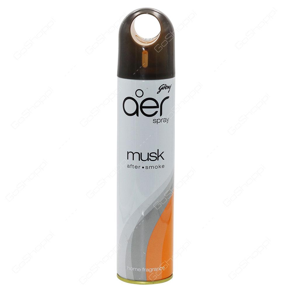 Godrej Aer Spray Musk Home Freshener 300 ml
