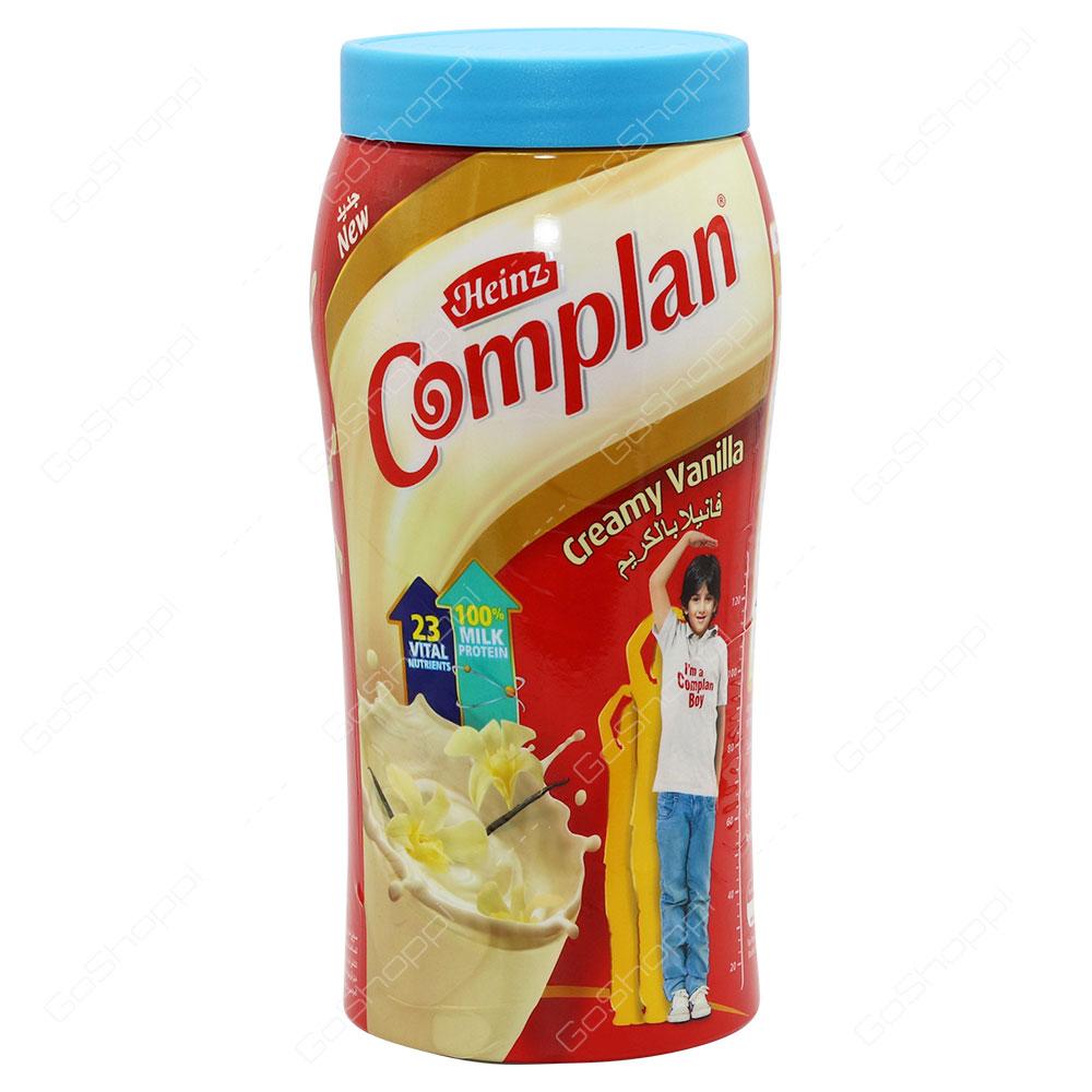 Heinz Complan Creamy Vanilla Milk Drink 400 g