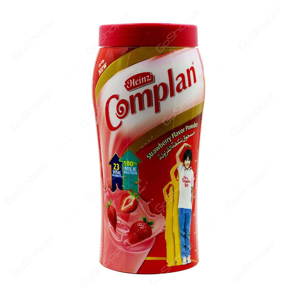 Heinz Complan Strawberry Flavor Powder 400 g