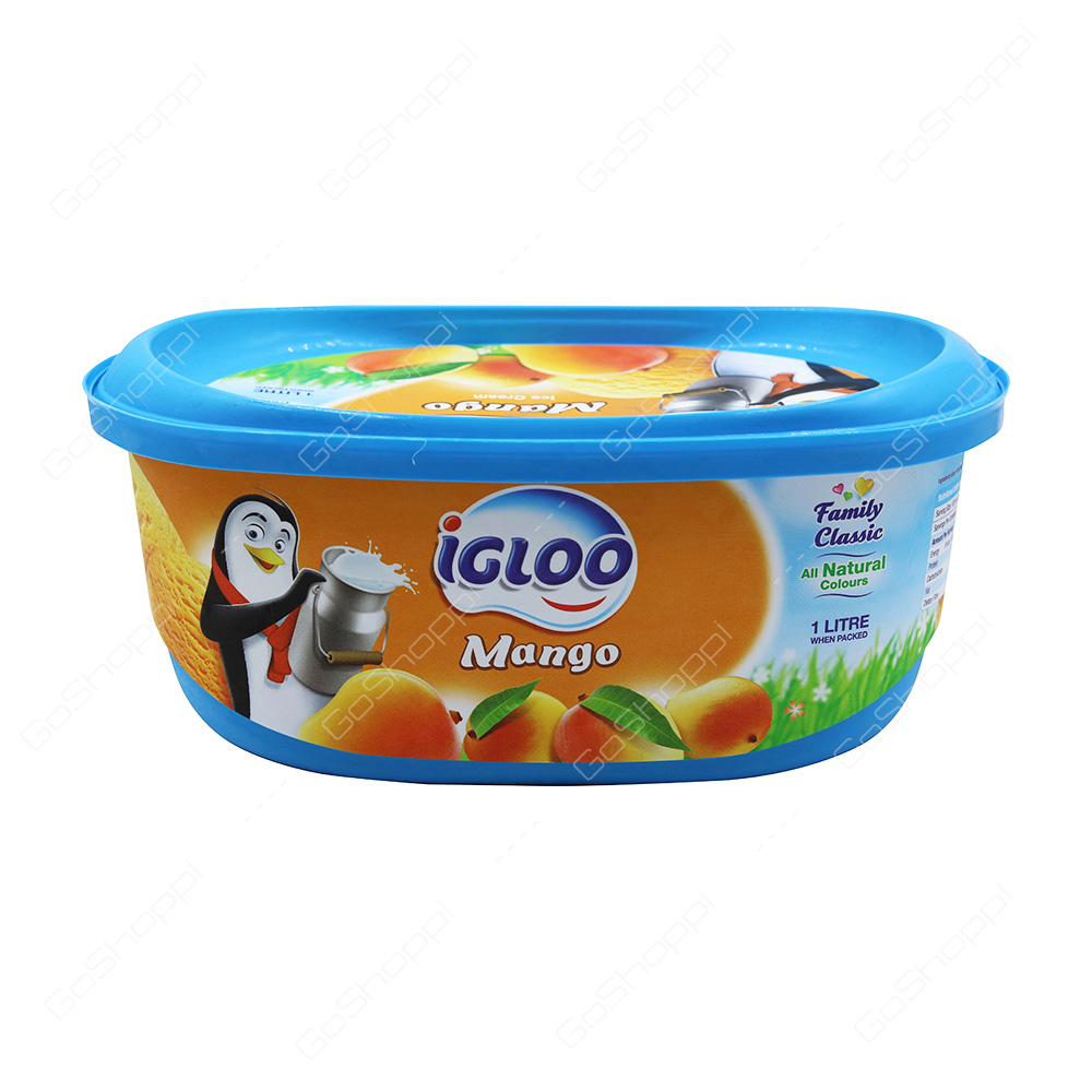 Igloo Mango Icecream 1 l