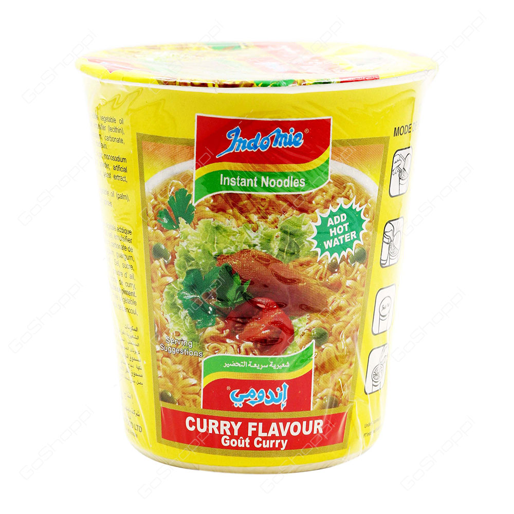 Indomie Instant Noodles Curry Flavour 60 g