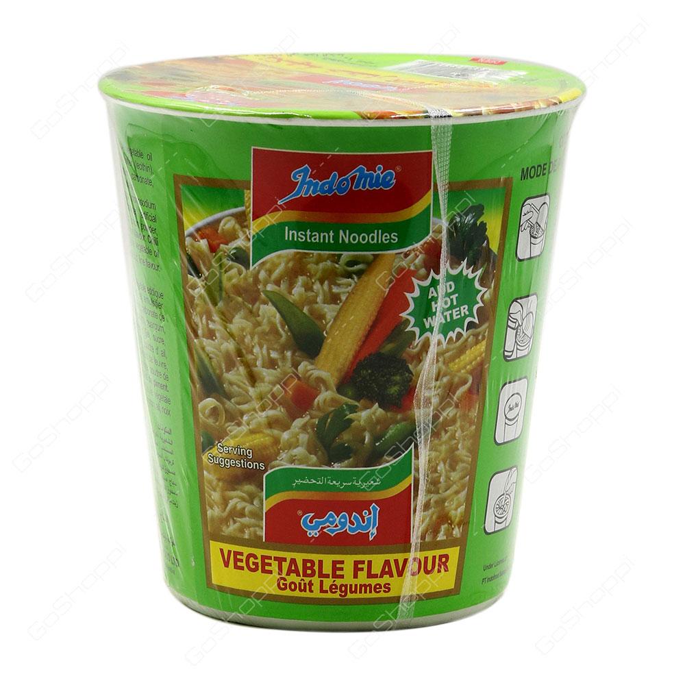 Indomie Instant Noodles Vegetable Flavour 60 g