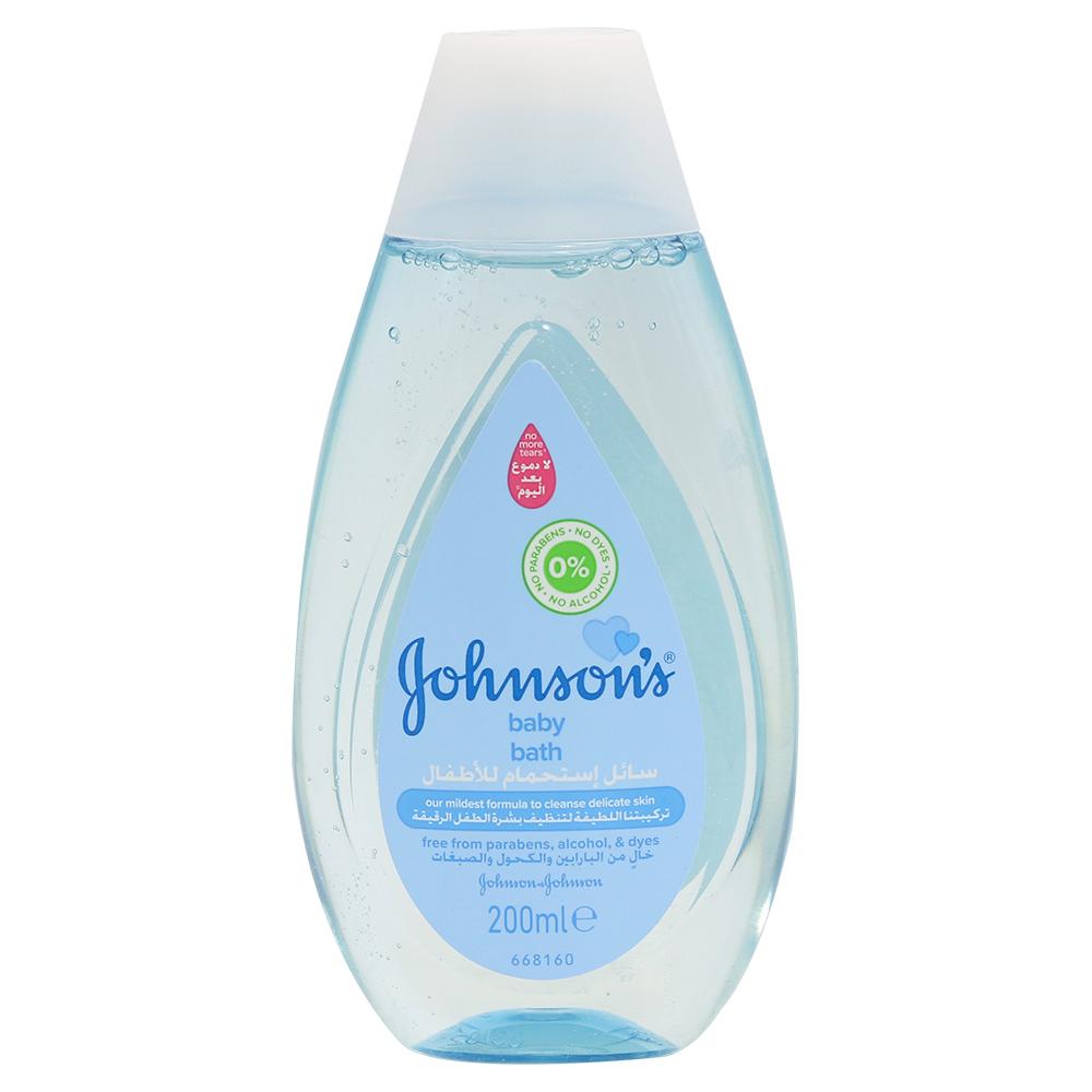 Johnsons Baby Bath 200 ml