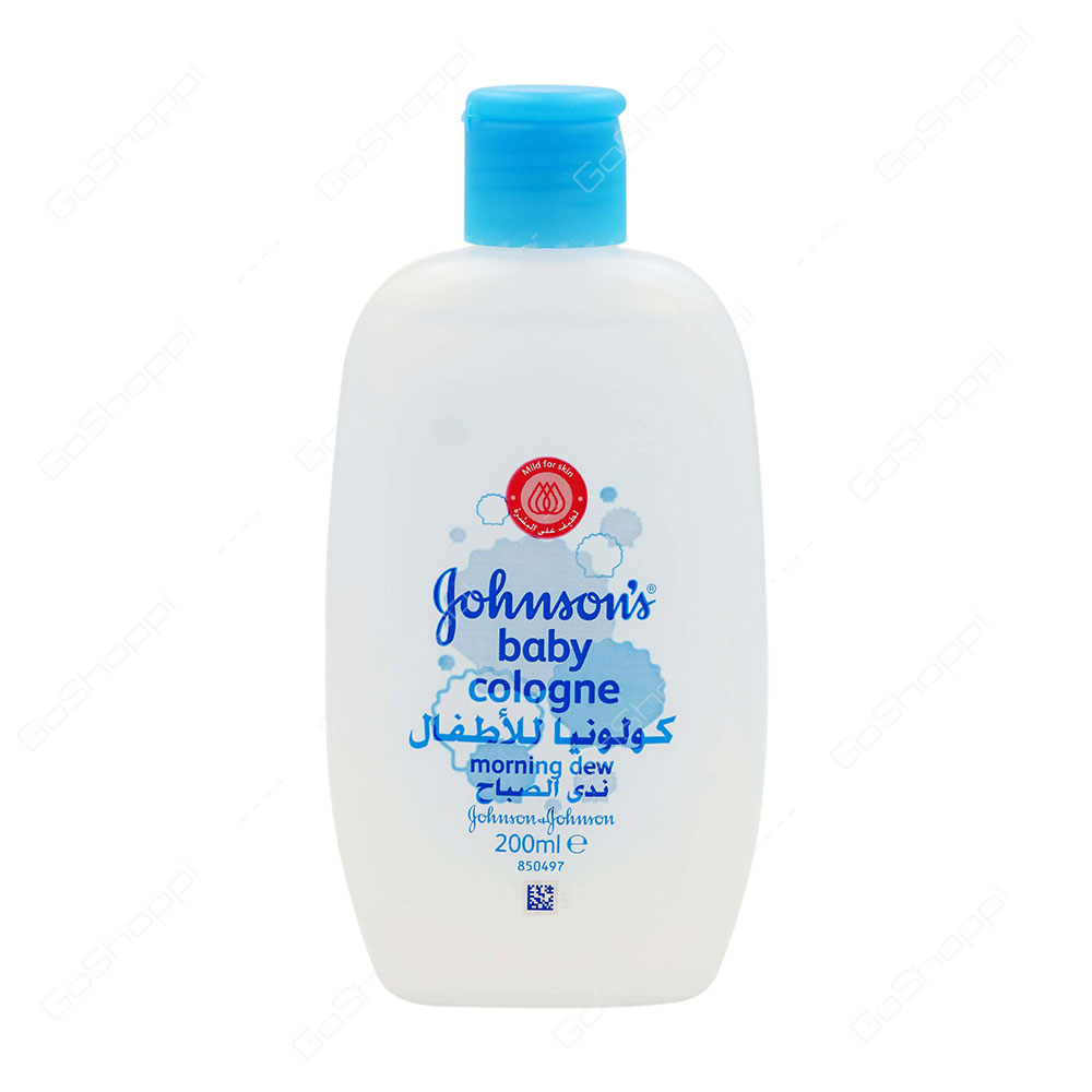Johnsons Baby Cologne Morning Dew 200 ml