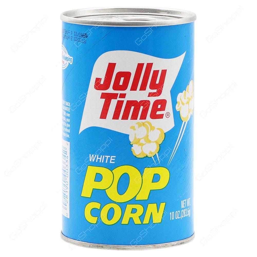 Jolly Time White Pop Corn 283.5 g