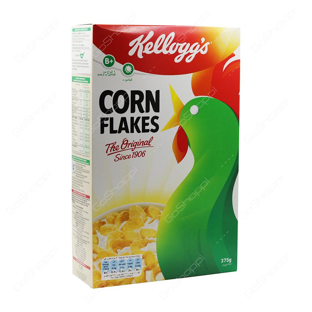 Kelloggs Corn Flakes Original 375 g