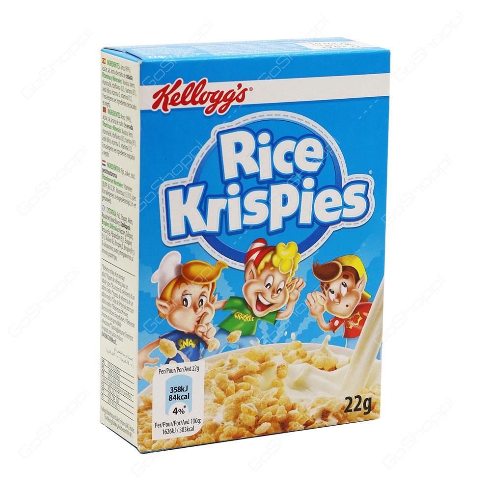 Kelloggs Rice Krispies 22 g