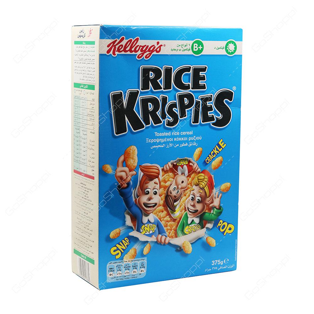 Kelloggs Rice Krispies 375 g