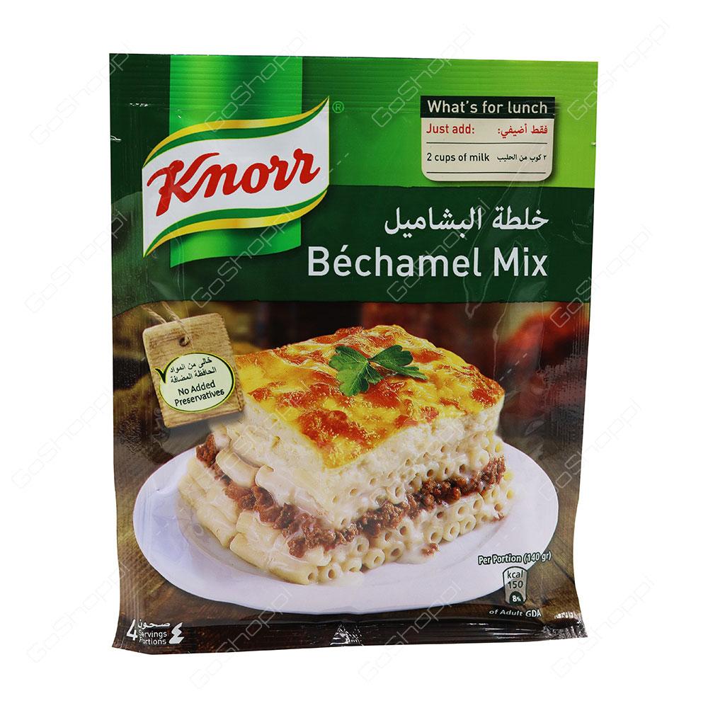 Knorr Bechamel Mix 75 g