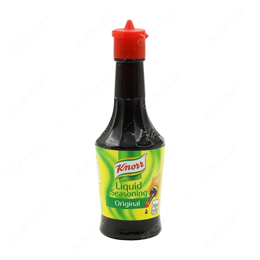 Knorr Liquid Seasoning Original  130 ml