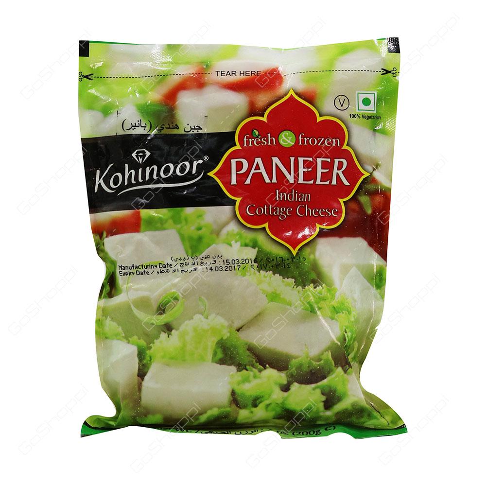 Kohinoor Fresh And Frozen Paneer 200 g